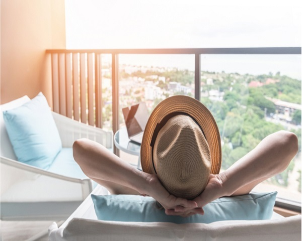 relaxation healthy lifestyle