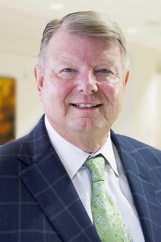 James A. Berg, president of Texas Health Presbyterian Hospital Dallas